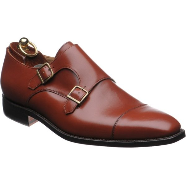 Herring reintroduced their double monkstraps