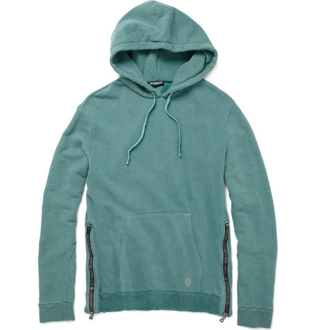This hooded sweatshirt costs $1,860