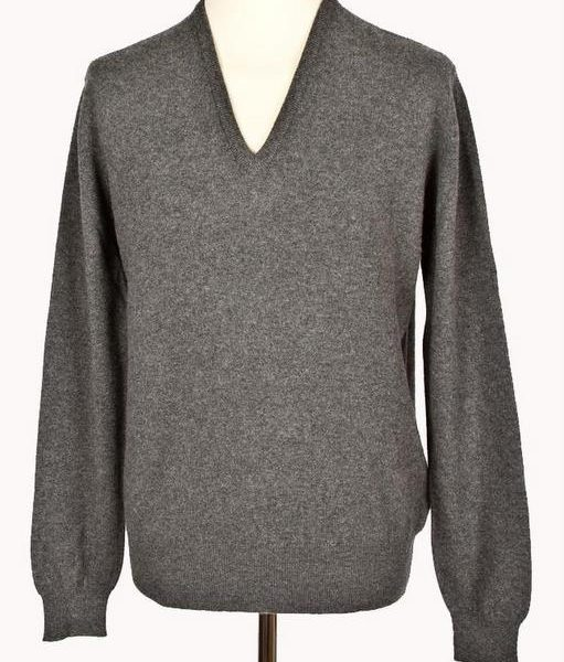 A Basic Cashmere Wardrobe for Men