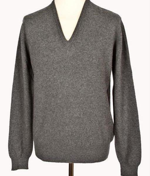 A Basic Cashmere Wardrobe for Men
