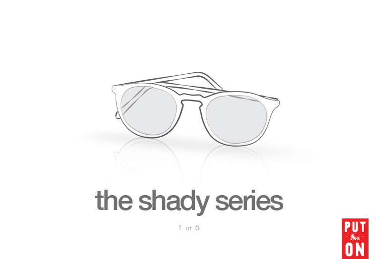 The Shady Series, Part I: An Introduction