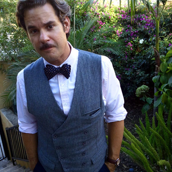 The brilliantly hilarious Paul F. Tompkins