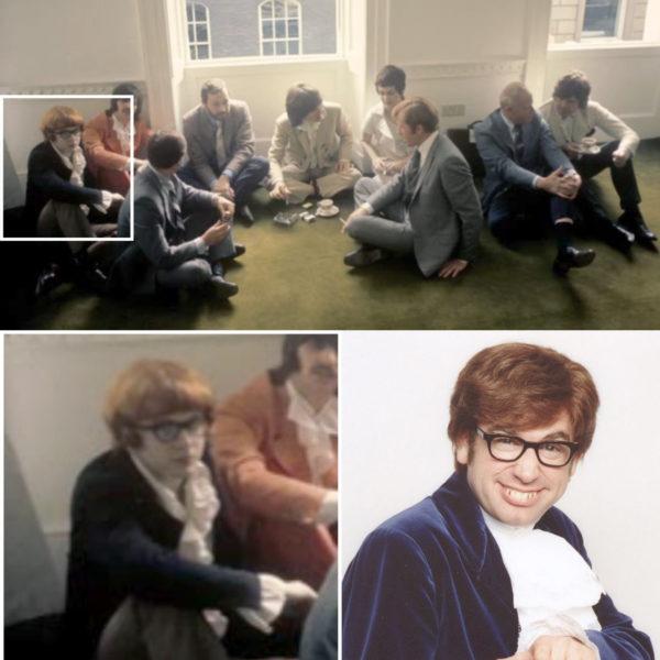 Watching the George Harrison documentary
