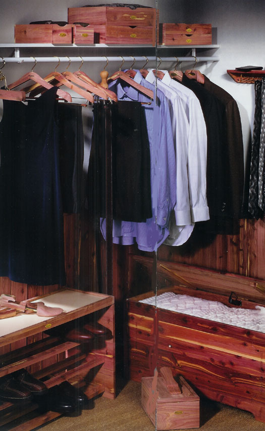 Men's Clothes: How to Store Them
