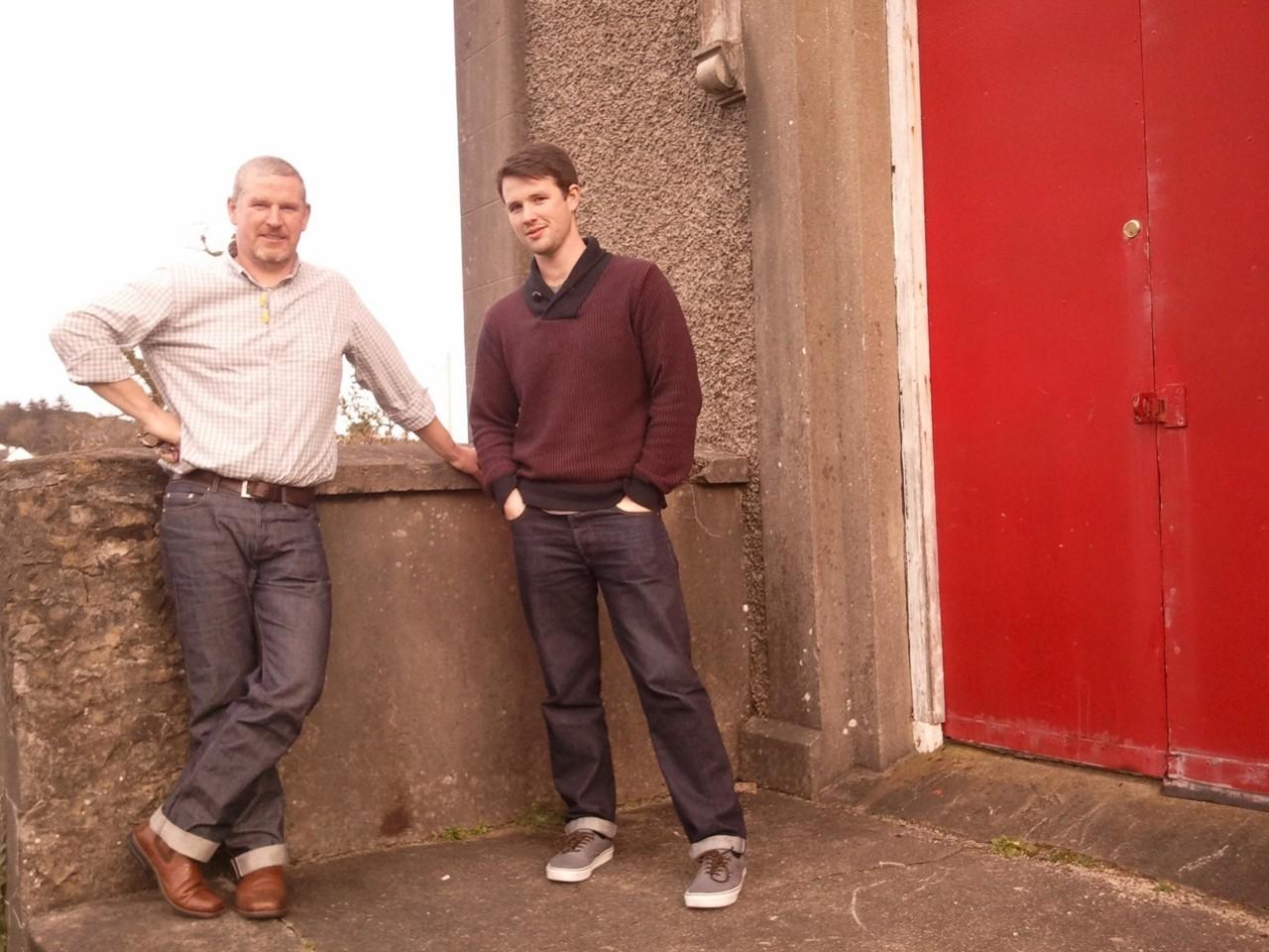 This is Sean and Kieran Molloy