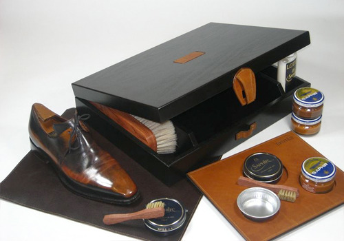Q and Answer: How Should You Store Your Shoe Care Supplies?