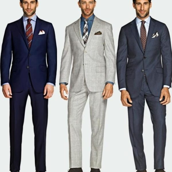 We Got It For Free: SuitSupply Suit