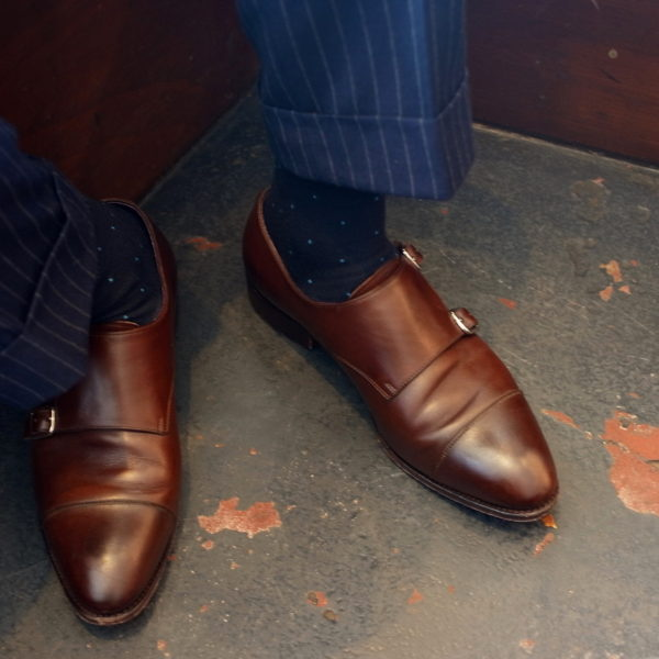 Conservatively Patterned Socks