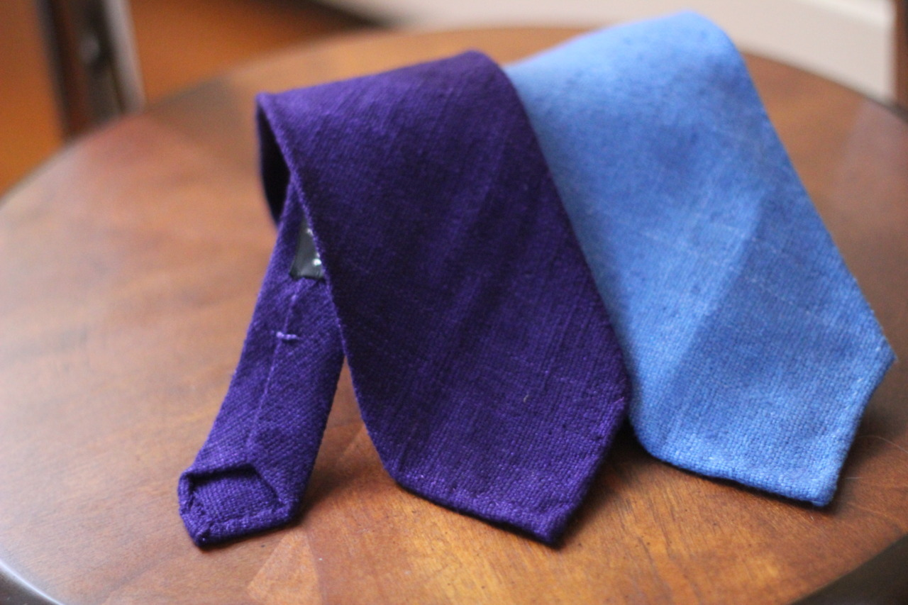 We Got It For Free: Marshall Anthony tie