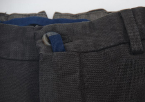 Q and Answer: What's that little loop above my trouser fly for?
