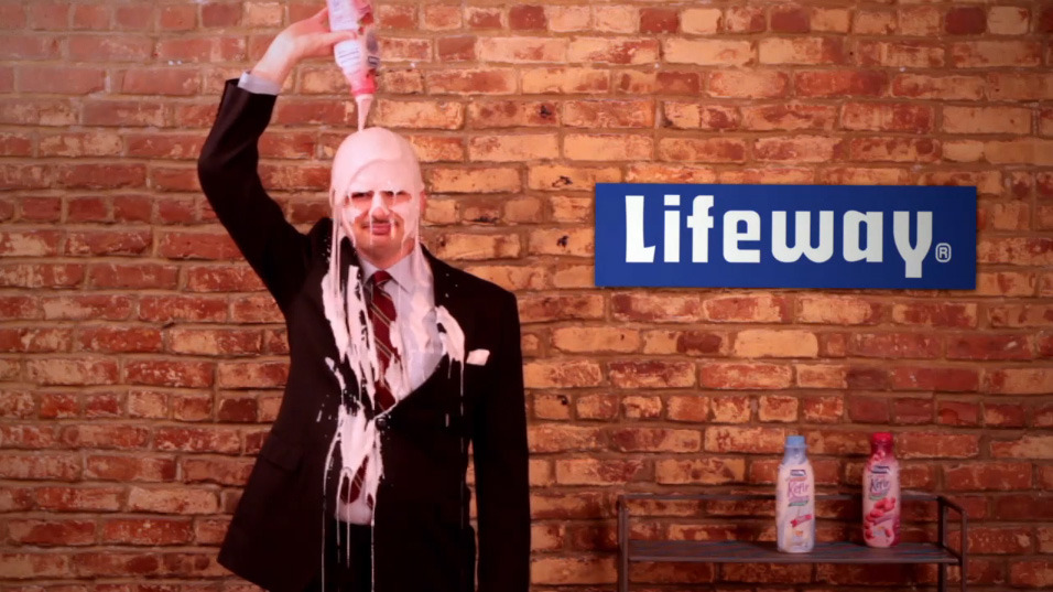 The Great Kefir Clean-Up
