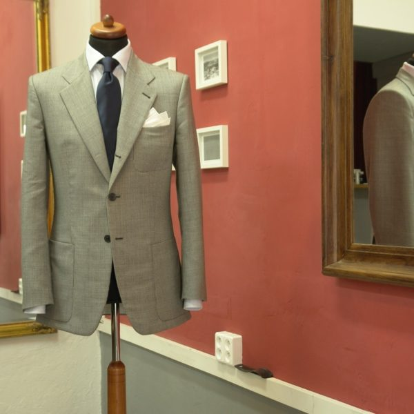 How a Suit Jacket or Sport Coat Should Fit