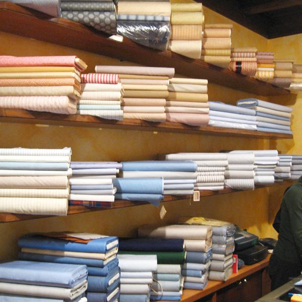 The Custom Shirts Series, Part III:A Quick Primer on Fabrics
