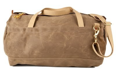 New duffel from Archival Clothing