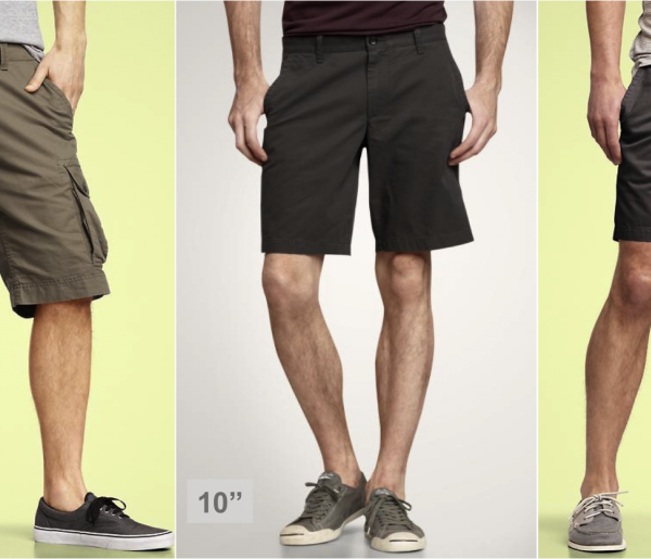 Boys Becoming Men, Men Becoming Wolves, Pants Becoming Shorts