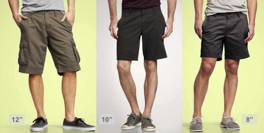 Boys Becoming Men, Men Becoming Wolves, Pants Becoming Shorts