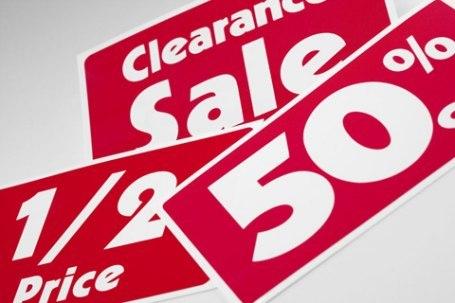 Smarter Sales Shopping