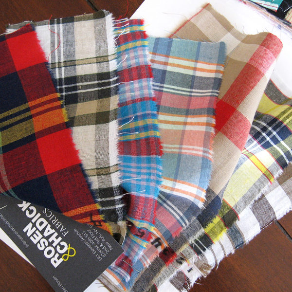 Madras Shirts for Summer