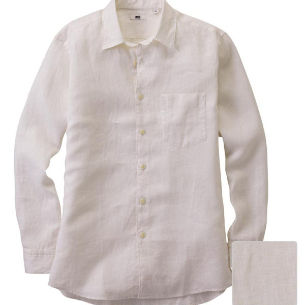 It's On Sale: Uniqlo Pants, Shirts, and Polos
