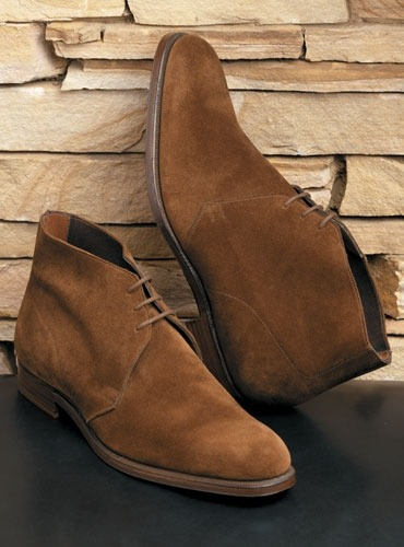 Chukkas for Fall