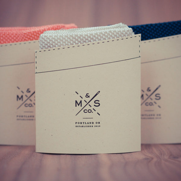 We Got It For Free: MS & Co. Knit Pocket Squares