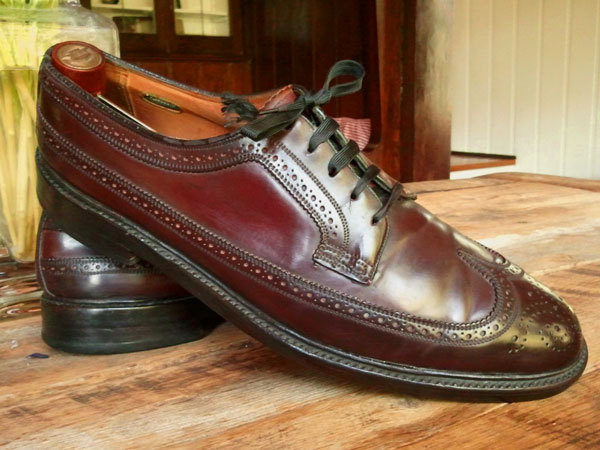 Shoe Project: Florsheim Imperial Longwings