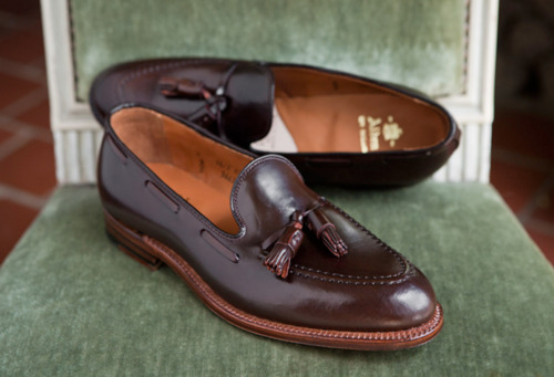 The Charm of Tassel Loafers