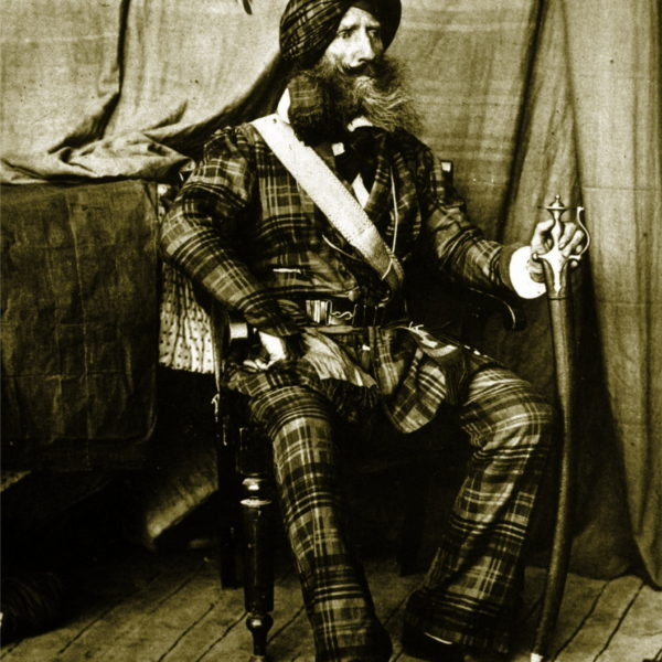 Now that's what I call a Madras suit
