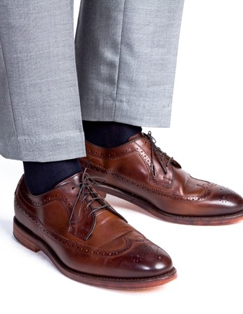 We Got It For Free: Dapper Classics Socks