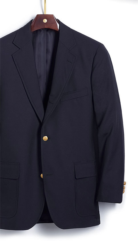 The Brooks Brothers Blazer: The Real Deal