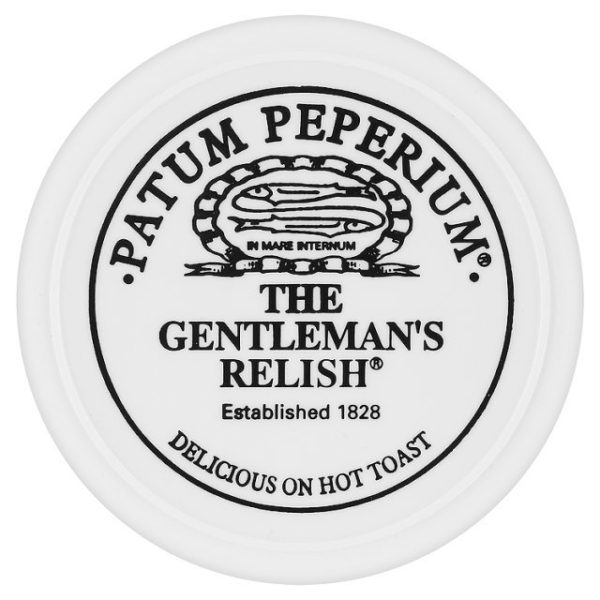 COME ON, PEOPLE! GENTLEMAN'S RELISH! THAT'S THE GREATEST PRODUCT NAME OF ALL TIME!