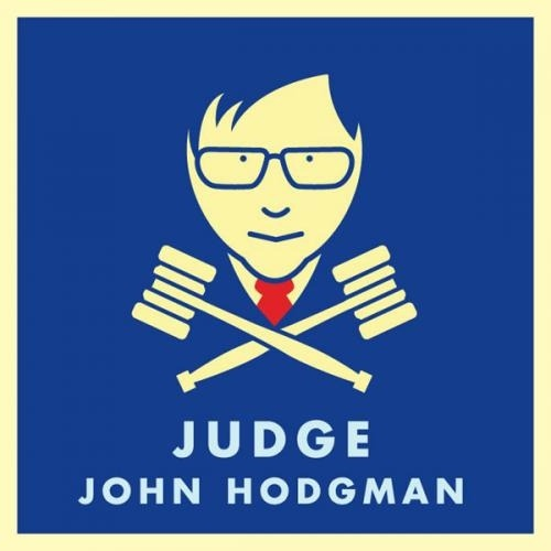 The first ever live Judge John Hodgman show