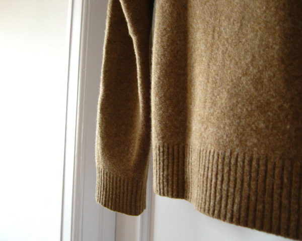 Thoughts on Buying Good Sweaters
