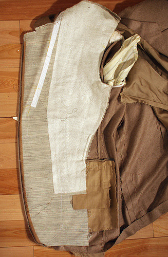 Why You're Unlikely to Tell Between a Fused and Half-Canvassed Jacket