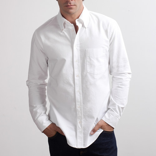 We Got It For Free: Everlane Oxford Shirt Review