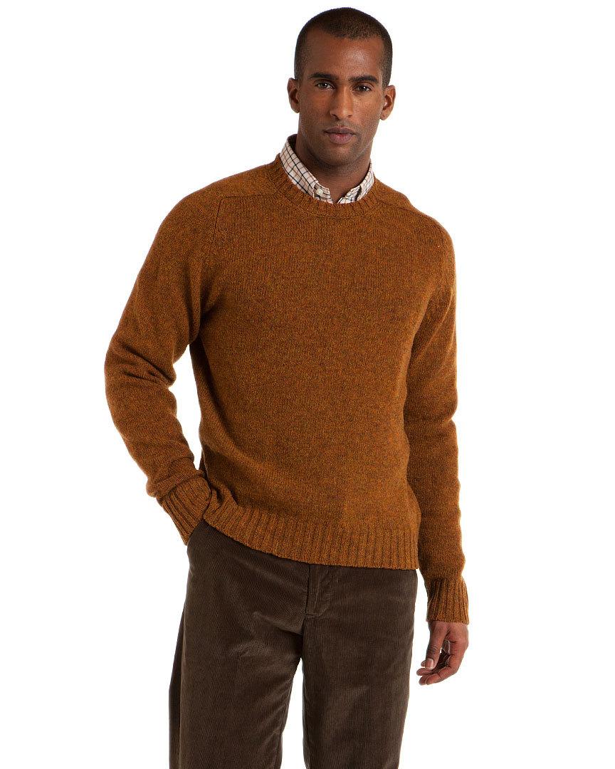 It's On Sale: Bill's Khakis Shetland Sweaters