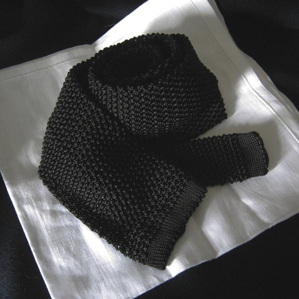 The Most Versatile Knit Tie