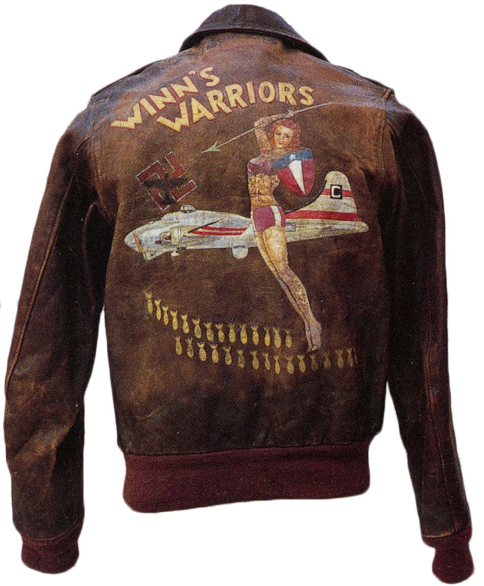 WWII War Paint: How Bomber Jacket Art Emboldened Our Boys