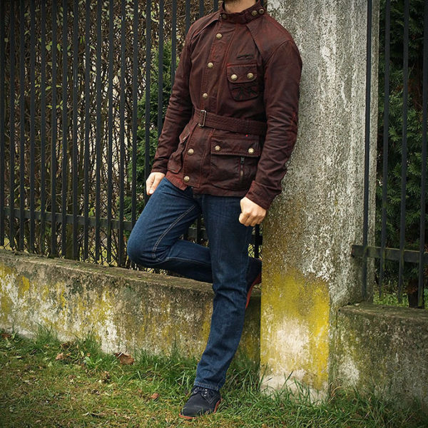 Real People: Casual Outerwear