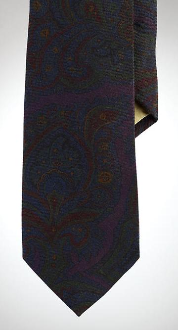 It's On Sale: Wool Challis Neckties