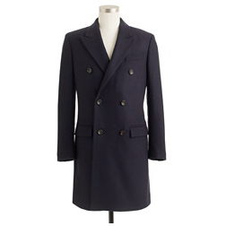 It's On Sales: J.Crew Overcoats