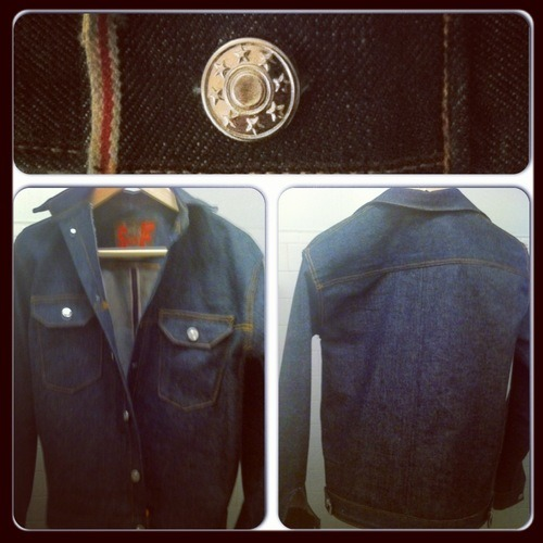 DIY: Denim Jacket