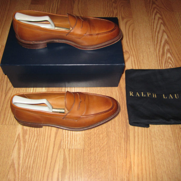 Searching for Ralph Lauren Shoes on eBay