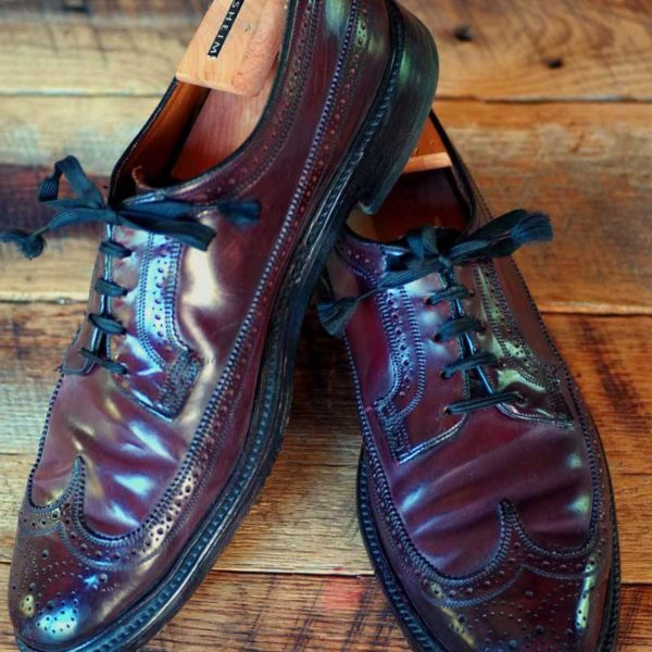 How About Some Vintage Florsheims?