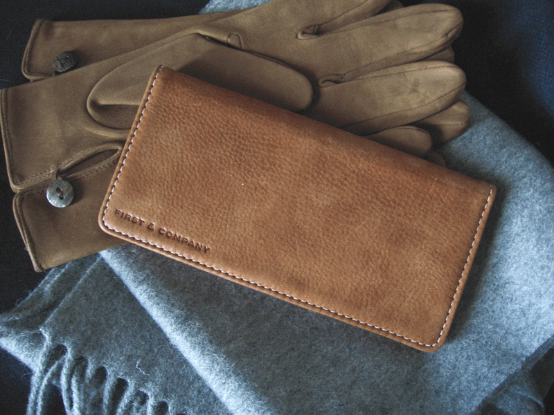 We Got It For Free: First & Company Coat Wallet