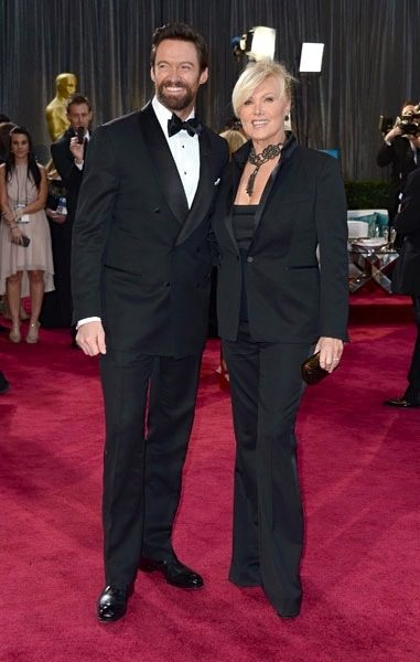 Black Tie at the 2013 Oscars