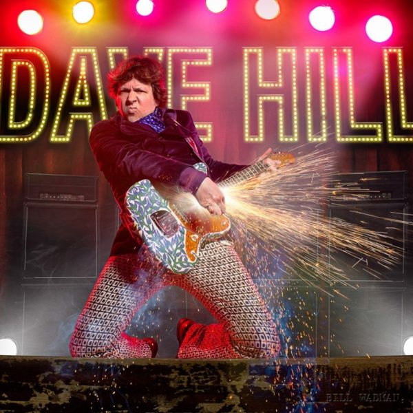 Dave Hill has a new publicity still