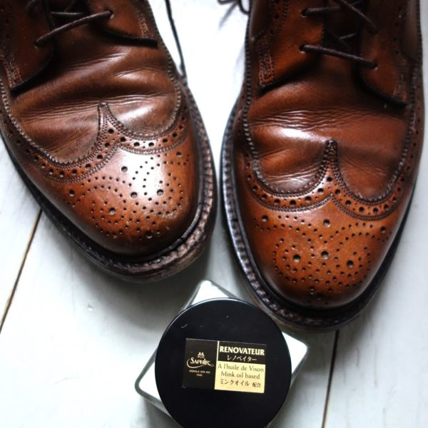 The Single Most Important Shoe Care Tip