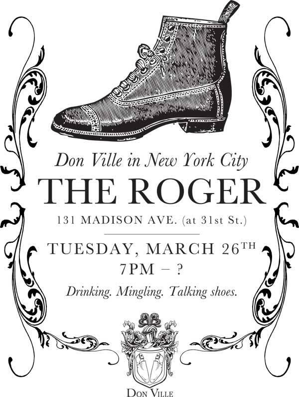 Don Ville in New York City