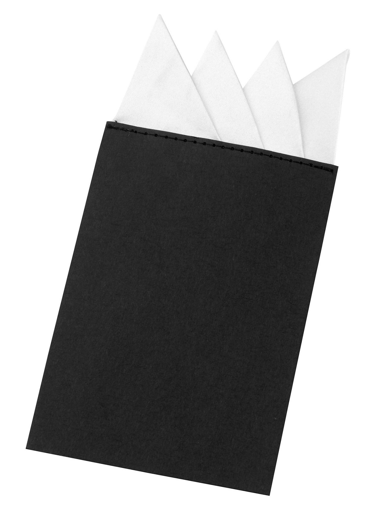 The Pre-Folded Pocket Square